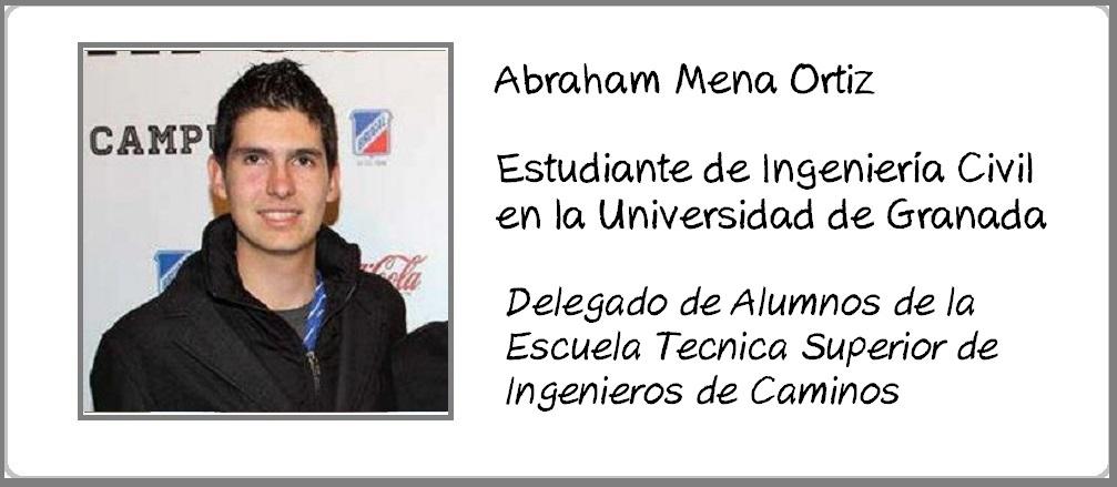Abraham Mena Ortiz Perfil