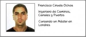 Francisco Ciruela Ochoa Perfil