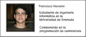 Francisco Navarro Perfil