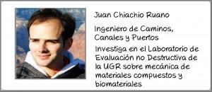Juan Chiachio Ruano perfil