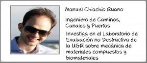 Manuel Chiachio Ruano perfil