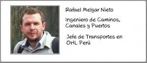 Rafael Melgar Nieto perfil