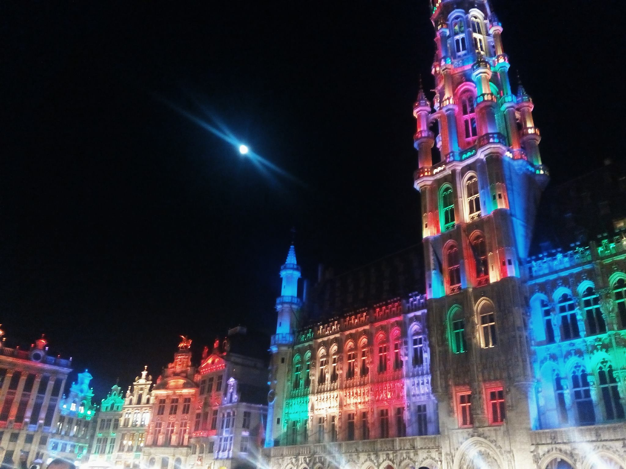 La Grand-Place de Bruselas