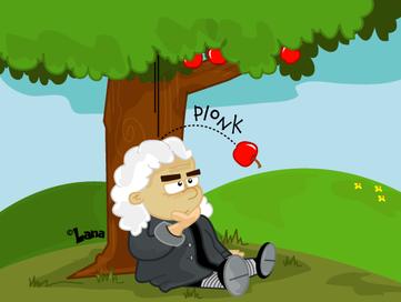 Newton sabía que la manzana es más dolorosa en algunos planetas que en otros.